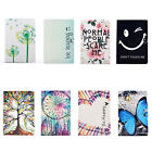 "Leather Flip Magnetic Smart Cover Case & Card Solt for Samsung Tab A 9.7"" T550"