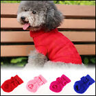 Small Dog Warm Clothes Pet Winter Sweater Knitwear Puppy Clothing Apparel Coat
