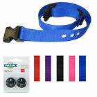 "3/4 "" Dog Fence Replacement Collar Strap  RFA 41 WITH 2 67D BATTERIES"