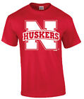 "Ink Images Adult Huskers ""N"" T-Shirt"