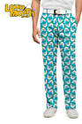 Loudmouth Golf Pants Bodega Bay Waist Brand new with tags