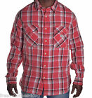 Ralph Lauren Denim & Supply $69.50 True Red Plaid Button Up Shirt Size Large