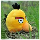 """4.8"""" NEW PLUSH ANGRY BIRDS AND ANGRY PIG SOFT TOY ANGRY BIRDS children XMAS TOY"""