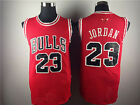BULLS #23Michael Jordan Basketball Swingman Men's  Sleeveless Jersey Vest Shirt