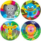 NEW French Bull jungle plates by Until