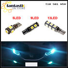 T10 CAR BULBS LED ERROR FREE CANBUS 13 SMD XENON WHITE W5W 501 SIDE LIGHT BULB <br/> UK Royal Mail✔More Than 18000 Sold✔Best LED&#039;s Prices✔