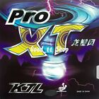KTL Pro XT Pips-In Table Tennis Ping Pong Rubber with Sponge, NEU