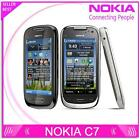 C7-00 Nokia C7 3G Wifi A-GPS Java 8MP camera mobile phone 8GB internal storage