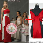 Shawl + Flower Girl birthday Party Princess prom Pageant evening ball Dress gown