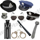 WPC POLICEWOMAN POLICE LADIES FANCY DRESS COSTUME ACCESSORIES HEN NIGHT PARTY.