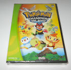 NEW Pokemon Champion Island (DVD Snap TV Games) Battle Your Pokemon to Win!