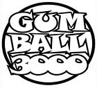 GUMBALL3000 GUM BALL 3000. pegatina, decal, sticker, vinilo, vinyl. 23 colours