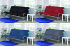 "Full Futon 6"" Mattress Set Day Bed Couch Sofa Recliner Sleeper Pull Out Folding"