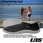 NEW Mirage Adults Aqua Reef Shoes Unisex Watersport Shoes for Water Use