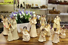 Natures Angel Figurine Sculpture Ornament - Many Designs To Collect Great Gift