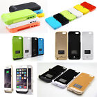 10000mAh External Battery Backup Charger Case Power Bank For iPhone 5 5S 5C 6 6S