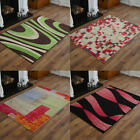 MODERN ALPHA SMALL THICK QUALITY MULTI COLOUR BUDGET CONTEMPORARY DISCOUNT RUGS