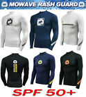 Внешний вид - mowave men junior surfing shirts athletic rash guard swimming swim wear wetsuits