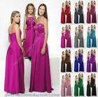 Maxi Long sequins beads flower girl pageant communion evening prom party dress