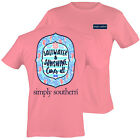 Simply Southern Tee Saltwater & Sunshine Cure All Beach T-Shirt