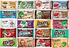 NEW! Mars m&m's LIMITED EDITION FLAVORS Chocolate Candies YO