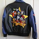 NWT Leather Mickey Mouse & Friends Disney Dieneyland Goffy Donald Duck Pluto