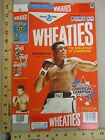 Vintage Wheaties Muhammad Ali Boxing Champion Cereal Box 2012 Empty 10.9 OZ