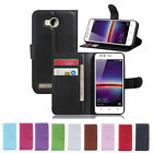 Flip Magnetic Card Wallet PU Leather Case Stand Cover Skin For Huawei Y3 II 2