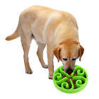 Puppy pet  Dog Slow down Eating Feeder Dish Pet Cat Feeding Food Water Bowl