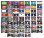 Classic Fashion Novelty Mens Adjustable Tuxedo Bowtie Wedding Bow Tie 60 Designs