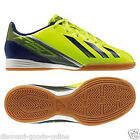ADIDAS JUNIOR F10 IN J INDOOR FOOTBALL BOOTS / TRAINERS