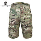 EMERSON All-Weather Outdoor Shorts Airsoft Outdoor Hiking Duty Pants CP MultiCam