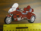 "GL1500 GOLDWING TRIKE 4-1/2"" IRON-ON EMBROIDERED PATCH 7 COLOR CHOICES"