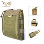 FLYYE Tactical Trauma Kit Pouch Molle Airsoft Army Medic Bag CORDURA MC CB C042