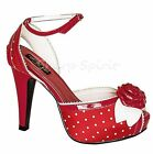 Retro 1950s Vintage Style Open Toe Ankle Strap Summer Cocktail High Heel Sandals