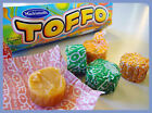 TOFFO retro food T SHIRT sweets 80s toffee MEN'S classic
