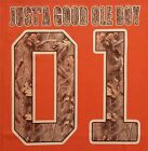 JUST'A GOOD OLE BOY 01 CAMO REDNECK BOY DIXIE COUNTRY BOY SOUTHERN SHIRT #373