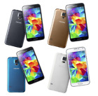 "Samsung Galaxy S5 G900F 5.1"" 3G 4G LTE Unlocked Smartphone 16GB 16MP - 3 Colors"