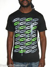 FMF Racing Men's Black Repeater Street Tee Shirt Size Small