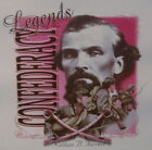 LEGENDS OF THE CONFEDERACY GENERAL NATHAN B FORREST CONFEDERATE REBEL SHIRT #704