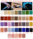 MINERAL PURE NATURAL MAKEUP MATTE EYESHADOW EYE LINER SHADOW PIGMENT NEW USA