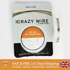 0.34mm (28 AWG) - 317L Grade Stainless Steel Wire - TMC Wire + FREE COTTON PAD