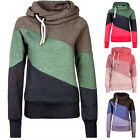 UK New Plain Mens WOMENS SWEATER Hoodie Jacket Sweatshirt Hooded Top Coat S~2XL