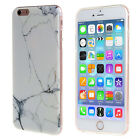 For Many Phone Soft TPU Silicone Flexible Bumper Marble AG99 Case Cover +  Gift