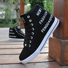 New Fashion Mens High-Top Casual Athletic Breathable Running Shoes