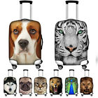 Cool Animal Zoo print Travel Luggage Cover Protective Suitcase Baggage Protector