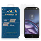 Motorola Moto Z Droid Thin HD [ Anti-Scratch ] Tempered Glass Screen Protector
