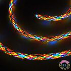 Multcoloured EL Wire 5mm *£6 per metre* Many Lengths of Beautiful Glowing Cable