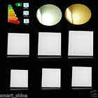 1/5/10 x Square Ultra Slim SMD LED Ceiling Flat Panel Light 6W-24W Recessed Lamp