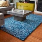 Anji Mountain Lantern Blue Skies Area Rug NEW choose from  5x8 8x10
